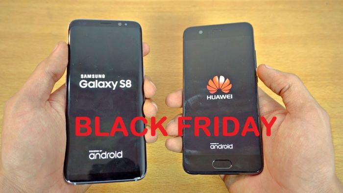 Samsung Huawei Black Friday