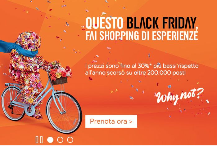 Ryanair: secondo black friday. 100 mila posti a 4,99 euro