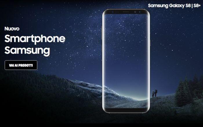 Galaxy s8 al prezzo pi basso di sempre da mediaworld for Macchina da cucire prezzo piu basso