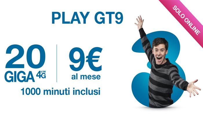 TRE Play GT9