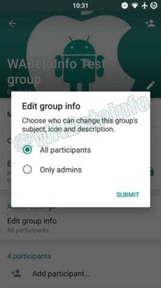 WhatsApp gruppi aggiornamento (1)