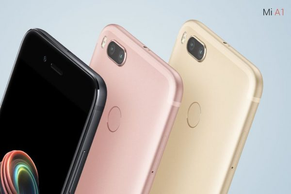 Xiaomi Mi A1 è il primo Android One del produttore cinese