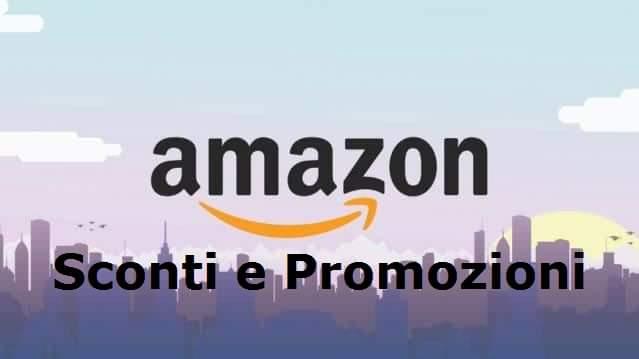 Amazon, in vista del Black Friday tanti prodotti in forte sconto!