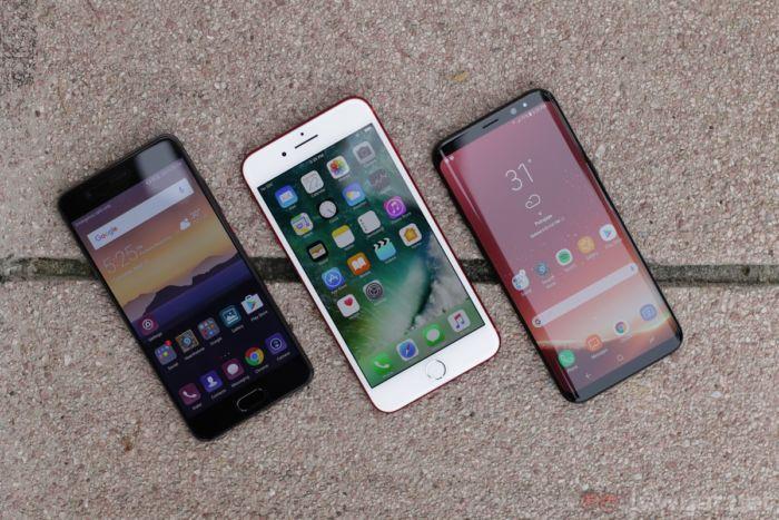 Galaxy S8, Huawei P10 e iPhone 7 a prezzi bomba su Amazon, ecco i link