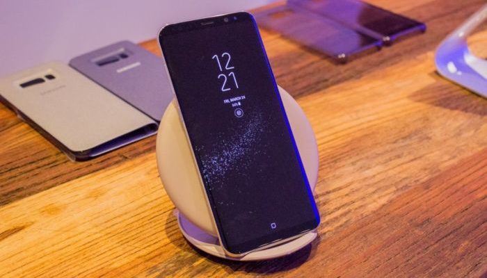 galaxy s8 wireless