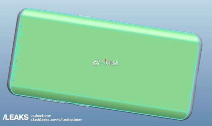 Galaxy S9 - Nuovi render mostrano lo scanner d'impronte digitali