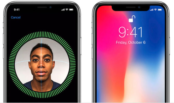 Apple iPhone X - Face ID