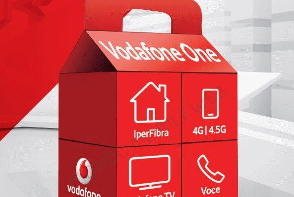 Vodafone, per Natale il Pass è in regalo