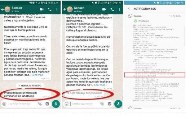 messaggi cancellati whatsapp