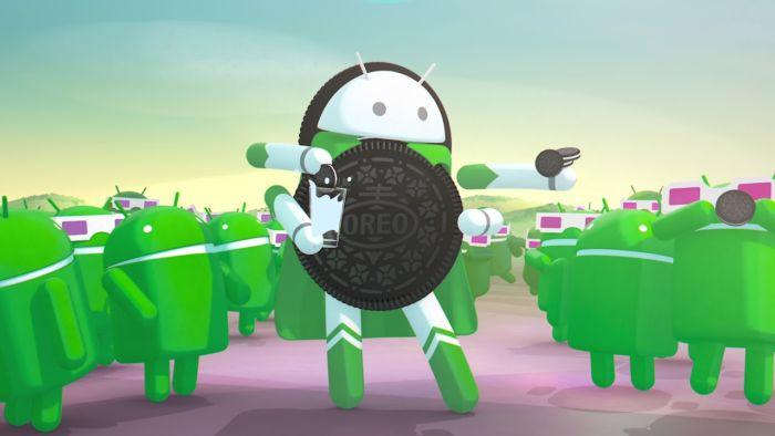 Android 8.1.0 Oreo