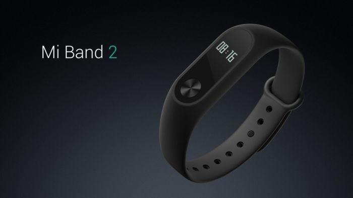 Xiaomi Mi Band 2, il perfetto regalo di natale