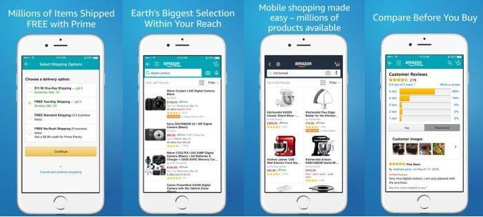 5 euro in regalo da Amazon se scarichi l'applicazione