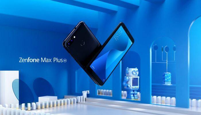 Il nuovo Zenfone Max Plus di Asus