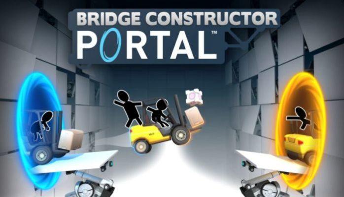 Bridge Constructor Portal annunciato su console, PC e dispositivi mobili