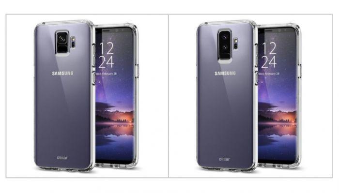Galaxy S9: doppia fotocamera confermata in nuove immagini, ma con una particolarità
