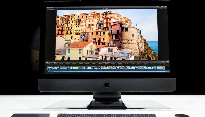Nuovo iMac Pro