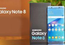 Nuovo aggiornamento per Galaxy Note 8