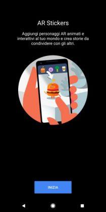 Adesivi Google AR