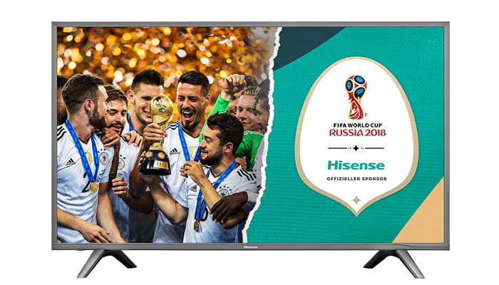 TV LED Ultra HD HiSense in sconto su Amazon