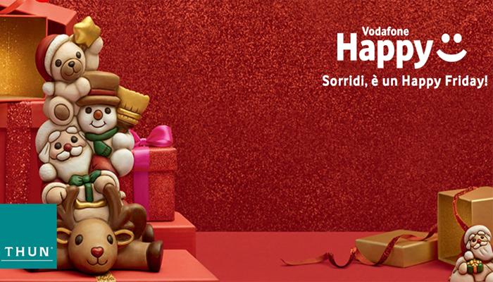 Vodafone Happy, il regalo di oggi 1 dicembre