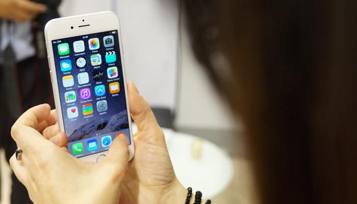 iPhone 6 di Apple