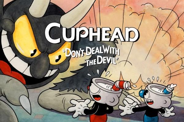 Cuphead cloni fake
