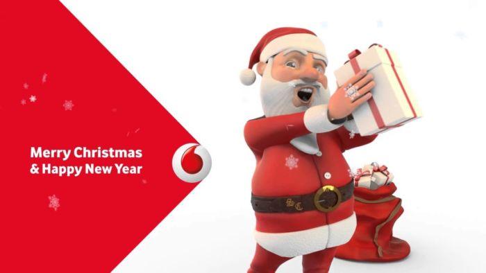 Vodafone ha il regalo di Natale per gli utenti ed è totalmente gratuito