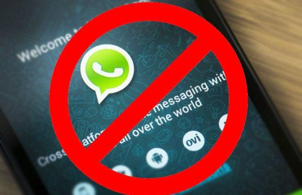 WhatsApp potrebbe chiudere il vostro account: ecco perchè