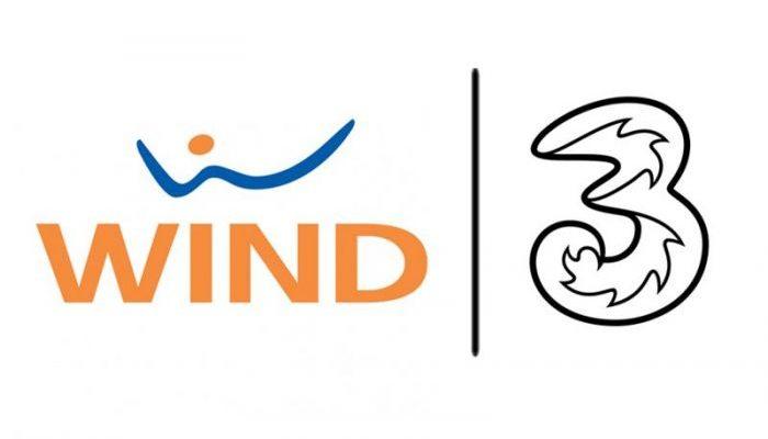 Nuova rete Wind Tre con incremento del 4G