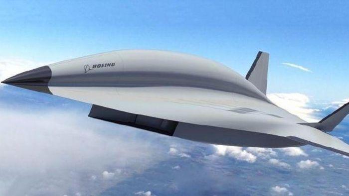 Boeing presenta un JET da 6000 Km/h