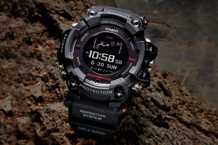 81a27b879589 Casio G-Shock GPR B-1000.