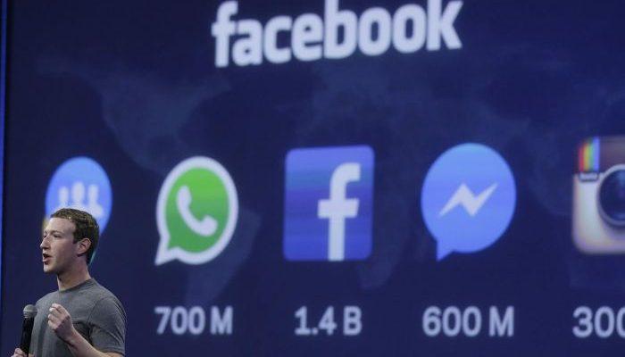 Mark Zuckerberg vuole riparare Facebook come buon proposito del 2018