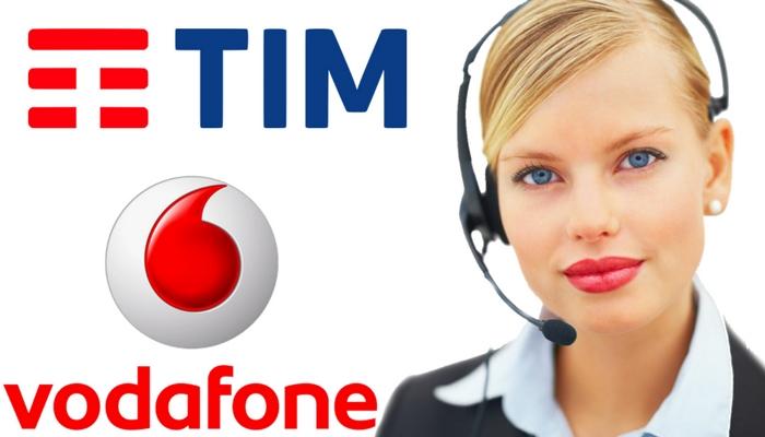telemarketing tim vodafone