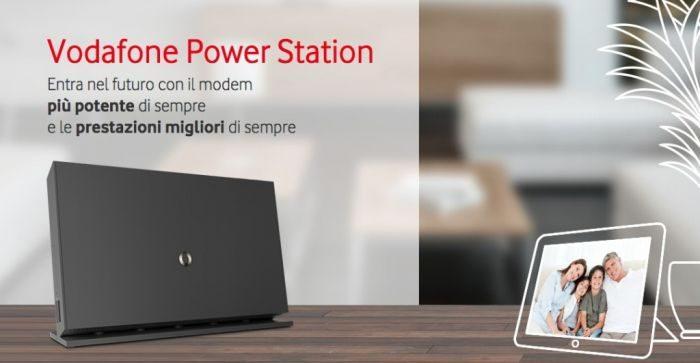 Vodafone Power Station