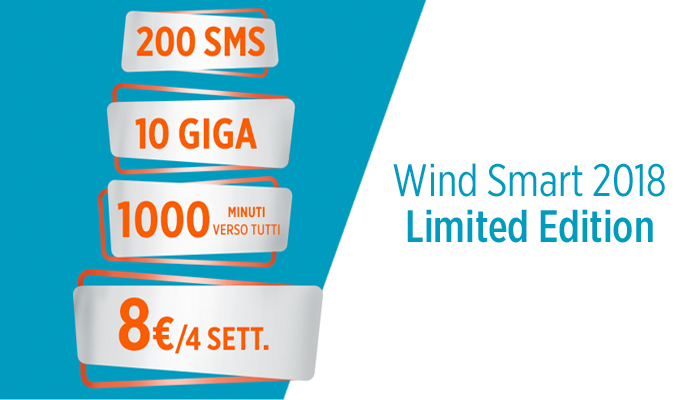 Wind Smart Limited Edition 2018