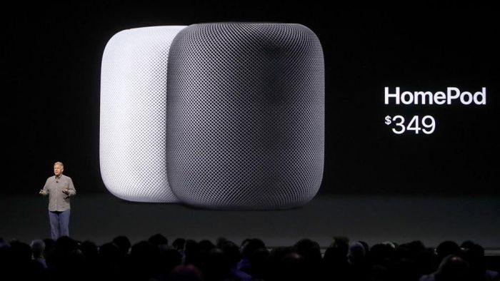 Arriva Apple HomePod senza due funzioni annunciate