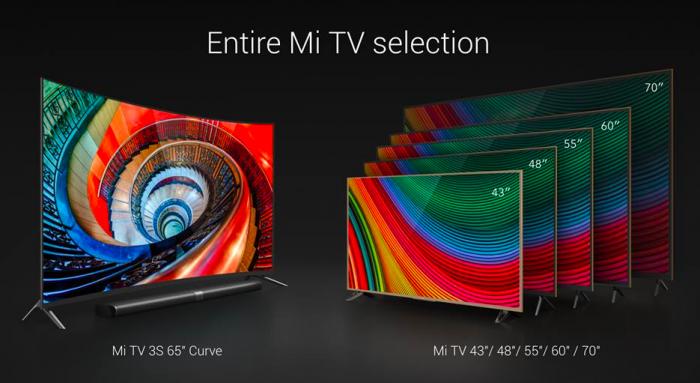 """Xiaomi Mi TV 4A 50"""" a soli 310 euro"""