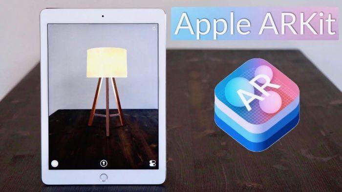 Apple e i progetti sulla realtà aumentata
