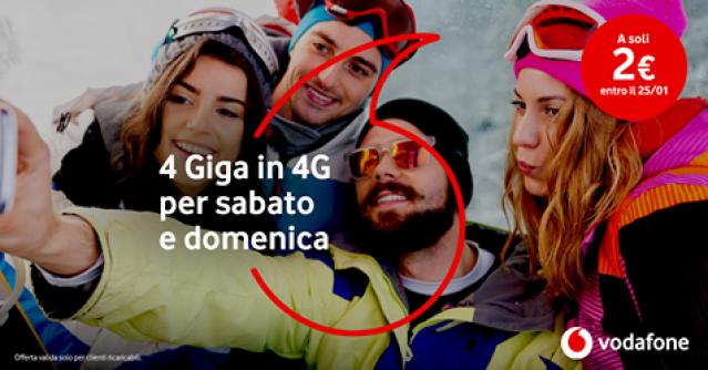 Vodafone Giga Weekend