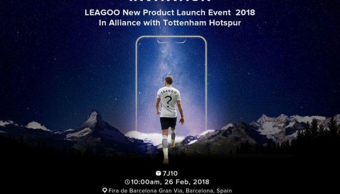 Leagoo S9 verrà presentato in occasione del MWC 2018