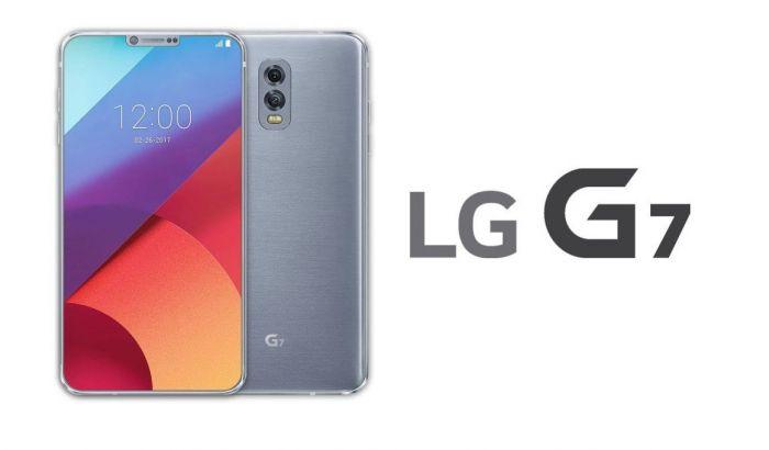 La presentazione di LG G7 potrebbe tardare