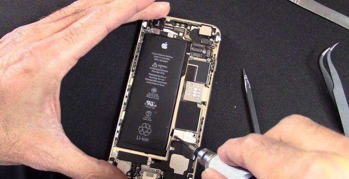 Apple rimanda la sostituzione della batteria
