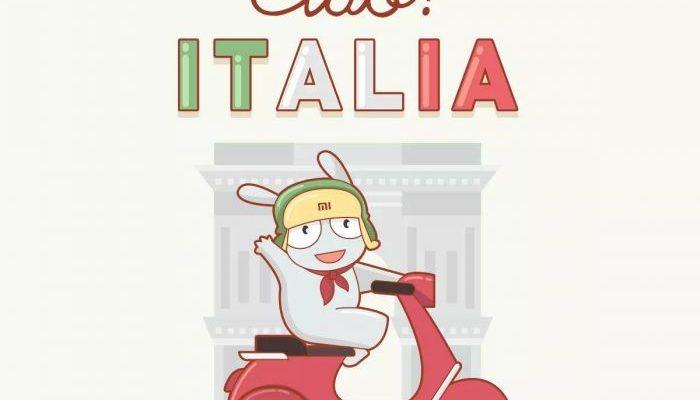 Xiaomi in Italia: è ufficiale!