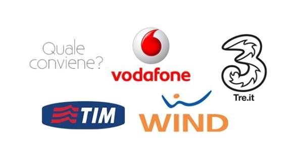 TIM, Wind, TRE e Vodafone: ecco le migliori offerte per gennaio 2018