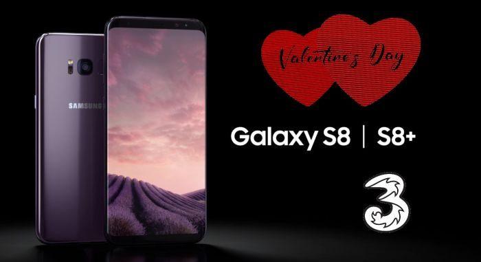 Tre, Galaxy S8 e S8+ a soli 5 euro al mese