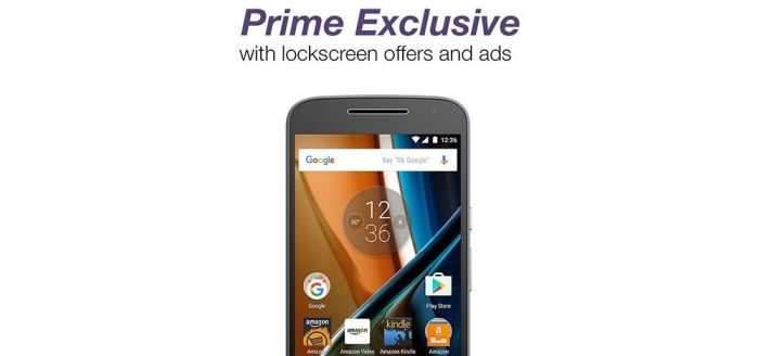 Amazon Prime Exclusive Phone