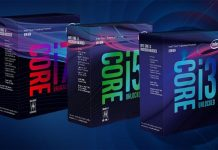 Intel Coffee Lake motherboard
