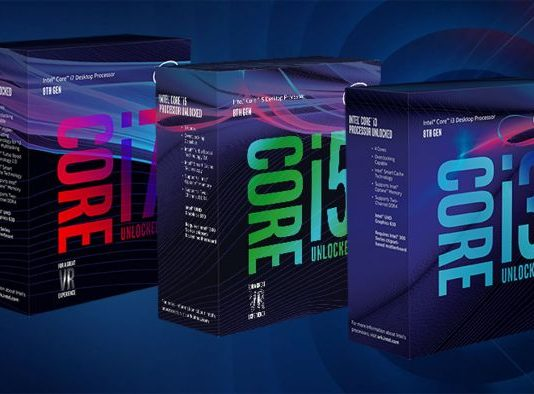 Intel Coffee Lake motherboard