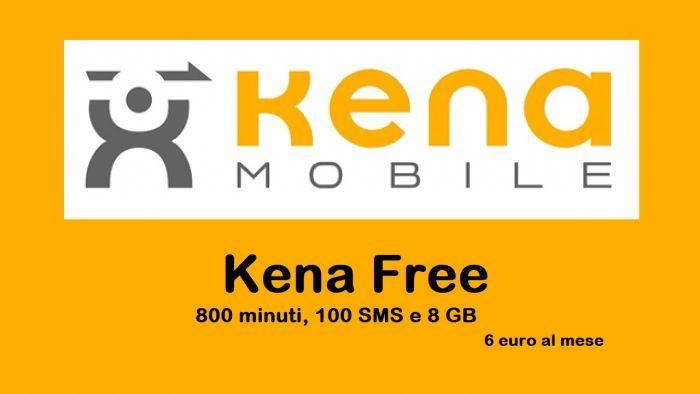 Nuova offerta Kena Mobile da non perdere