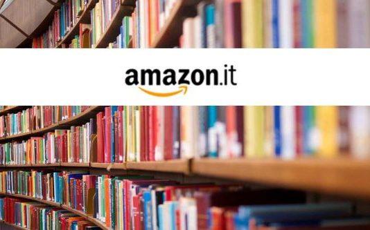 Amazon, sconto del 15% sui libri universitari e in regalo 35 euro